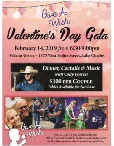 Valentine's Day Gala @ The Majestic Hall