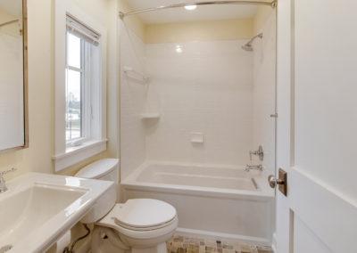 L - Hall Bath