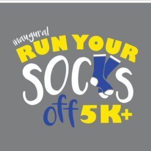 Run Your Socks Off 5K & Picnic @ Walnut Grove Neighborhood Great Lawn